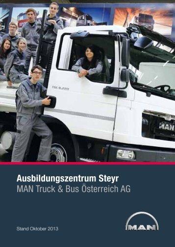 Ausbildungszentrum Steyr (817 KB PDF) - bei MAN Truck & Bus in ...