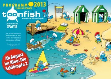 PDF-Katalog herunterladen - toonfish Verlag