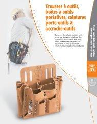Ceintures porte-outils - Klein Tools