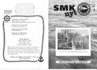 Kommende aktiviteter: - Silkeborg Motorbåd Klub