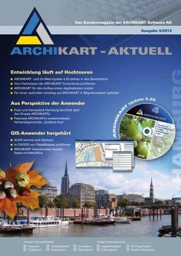 PDF Ausgabe 5-2013 - ARCHIKART