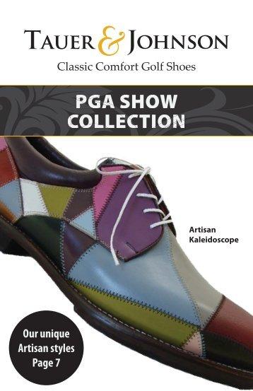 browse PGA golf catalog - Dan's Shoe Repair