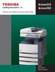 spec sheet - Steelhead Business Products
