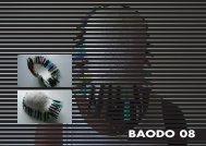 Baodo Jahresbericht 2008 - Ke Nako - Afrika Jetzt!