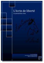 Septembre 2010 - Les Crins de Liberté