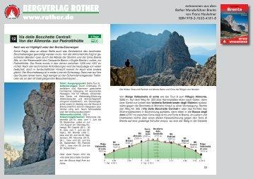 Beispieltour - Bergverlag Rother