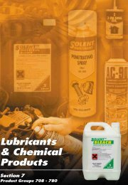 Lubricants & Chemical Products - everpro.my