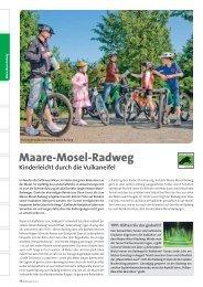 Maare-Mosel-Radweg Kinderleicht durch die ... - Kreis Euskirchen
