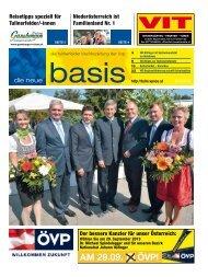 die neue basis - Tulln - Volkspartei Niederösterreich