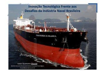 Inovação Tecnológica Frente aos Desafios da Indústria ... - ESSS
