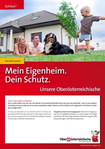 ZuHaus - Oberösterreichische Versicherung AG