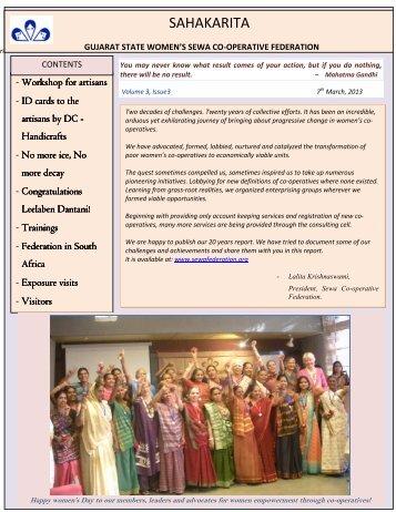 sahakarita vol 3 iss 3.pdf - International Co-operative Alliance