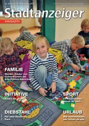 SPORT URLAUB DIEBSTAHL INITIATIVE FAMILIE - Solinger-Bote
