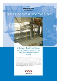 CHERY AUTOMOBILE - Strothmann