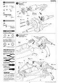 Tamiya Grasshopper Manual - Notices de modèles réduits ... - Page 5