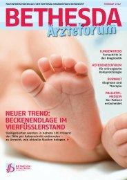 BETHESDA Ärzteforum 2012/1