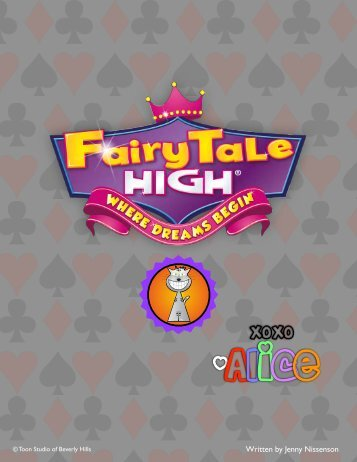 Alice - Fairy Tale High