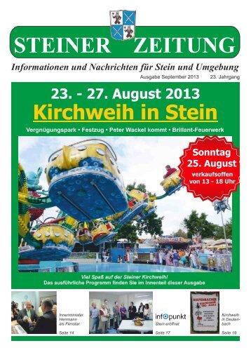 Kirchweih 2013 - mediaagentur weisslein