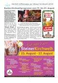 Kirchweih 2013 - mediaagentur weisslein - Page 3