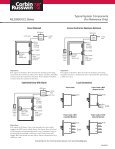 ML20900 ECL Series - Access Hardware Supply - Page 3