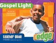 1. - Sunday School Direct