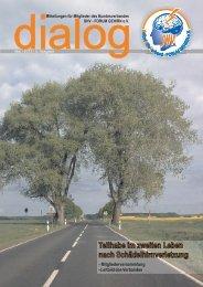 dialog - SHV - FORUM GEHIRN eV