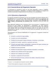 2.2.4 Características del Organismo Operador - Sistema Estatal de ...