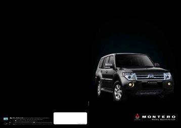 Montero - Mitsubishi Motors