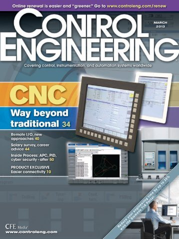 Control Engineering - PageSuite