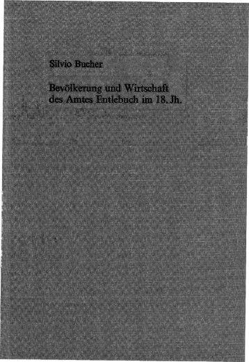 Luzerner Historische Veröffentlichungen - edoc