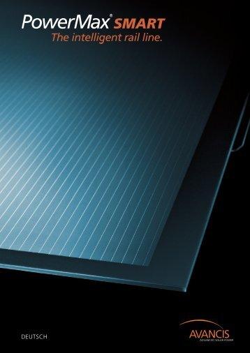 PowerMax® STRONG Datenblatt - Avancis