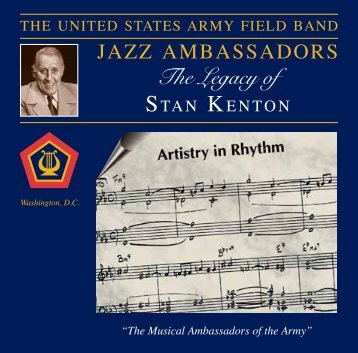 View CD Booklet - The United States Army Field Band