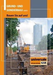GRUND- UND SONDERBAU GMBH DE
