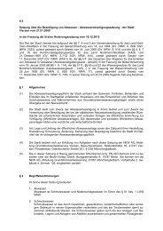 Satzung über die Beseitigung von Abwasser - Stadt Viersen