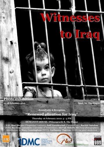 Witnesses to Iraq