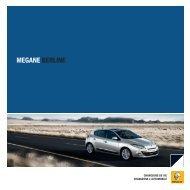 MEGANE BERLINE - GARAGE GASQUET Depuis 1977