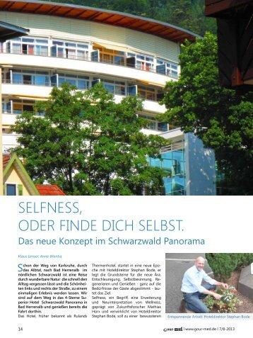 Gour-med; Ausgabe 7/8 2013(PDF-Download) - SCHWARZWALD ...