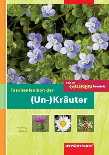 (Un-)Kräuter