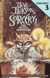 Steve Jackson's Sorcery (3of5) - The Seven Serpents - Annarchive
