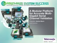 A Modular Platform for Accurate Multi-gigabit Serial Channel ...
