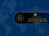 RI-Strategieplan 2007-10 Fortschrittsbericht Juni 2010
