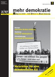 Download - Mehr Demokratie in NRW - Mehr Demokratie eV