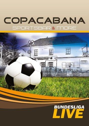 Zu Unserer Karte - Copacabana Sportsbar