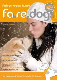 faredogs Magazin Ausgabe 01|2013