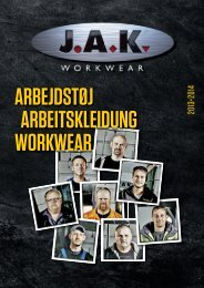 download katalog - JAK Workwear