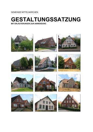 Gestaltungssatzung Mittelnkirchen - Elbberg