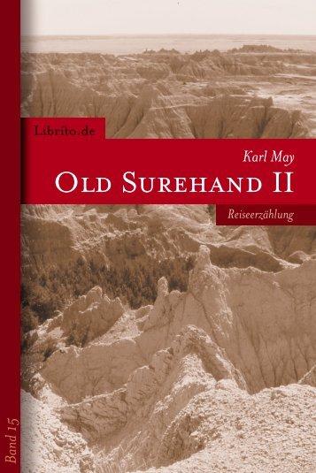 Old Surehand II - Librito