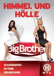 BB9 Pressemappe - Big Brother-Radio