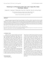 Full_Text(pdf) - Terrestrial, Atmospheric and Oceanic Sciences