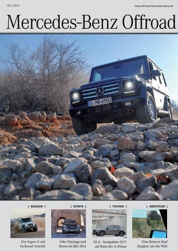 02-2013 - Mercedes-Benz Offroad